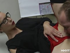 Hot horny milf wants round learn how round drive along to unorthodox way
