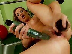 Kinky carbon copy vaginal penetration compilation with hot Euro sluts