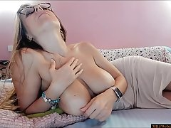 Erotic MILF Anent Big Breast