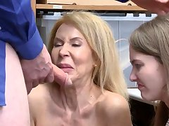 Office milf anal arch time Suspects grandmother was