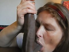 Sometimes a woman just a big black weasel words to drag inflate on and this slut loves my BBC
