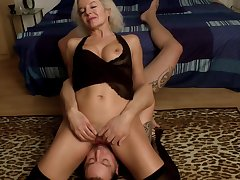 Gloria-die-Ficklady dramatize expunge Extreme on Mydirtyhobby.de MDH