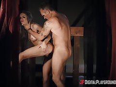 Long duration since she last tried cock yon such astounding XXX