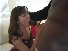 Japanese MILF Pulls BBC Train