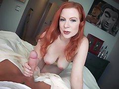 Redhead stepmom hot POV porn motion picture