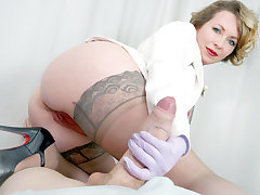 Mistress T in A Stiff Procedure - Accoutrement 2 - HoloGirlsVR