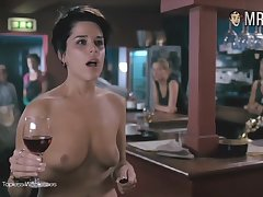 Nude scenes compilation videotape starring hottest Hollywood girls