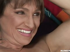 Horny MILF Jillian Foxxx more hard interracial video