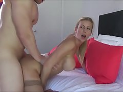 Alexis Fawx - The Mother/Son Experience Porn Video