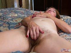 USAwives Seductive Mature Striptease Compilation