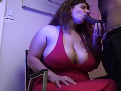 Curly wife creampied convenient work - Hard Core