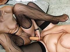 wild lesbian german grannies