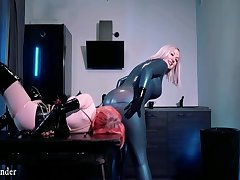 Sexual Erotic Distraction Strap-on Lesbian Latex Pleasure