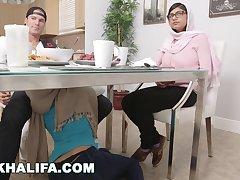 MIA KHALIFA - Brand New Behind The Scenes Outtakes Featuring Julianna Vega %26 Sean Lawless