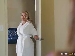 Jocular mater sex round daughter boyfriend full jerk hard
