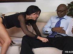 Kendra Secrets wants wide feel a black man's erected love utensil